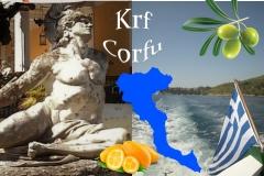 Krf-Grčka