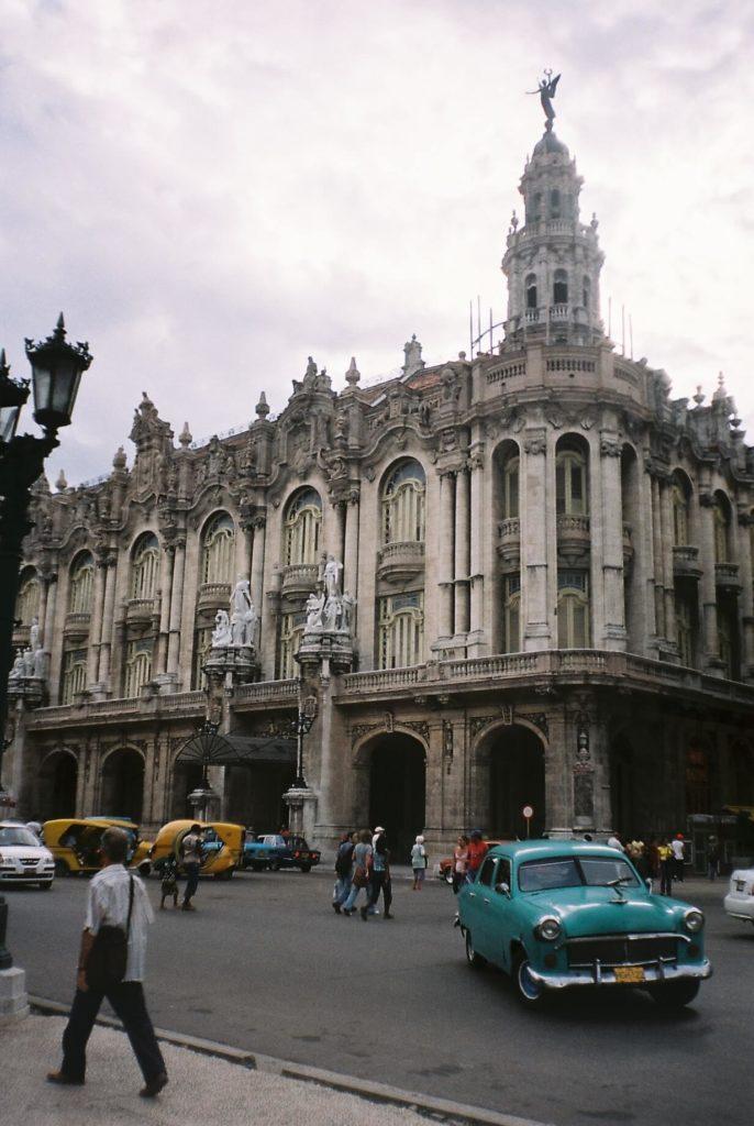 National Theatre, La Habana, Cuba