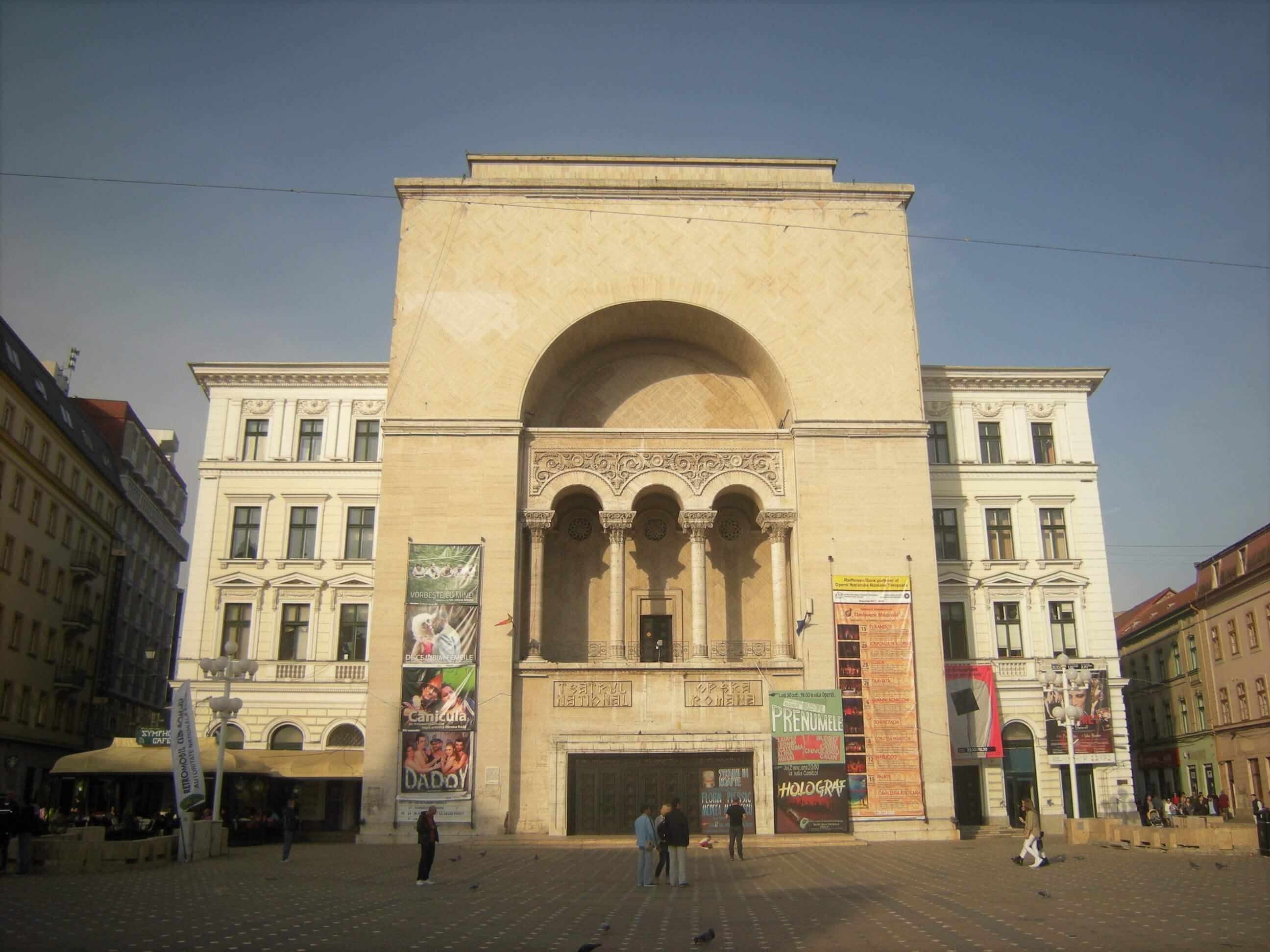 Opera, Temisvar