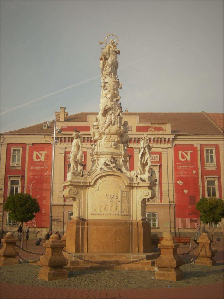 Trg Slobode, Temisvar
