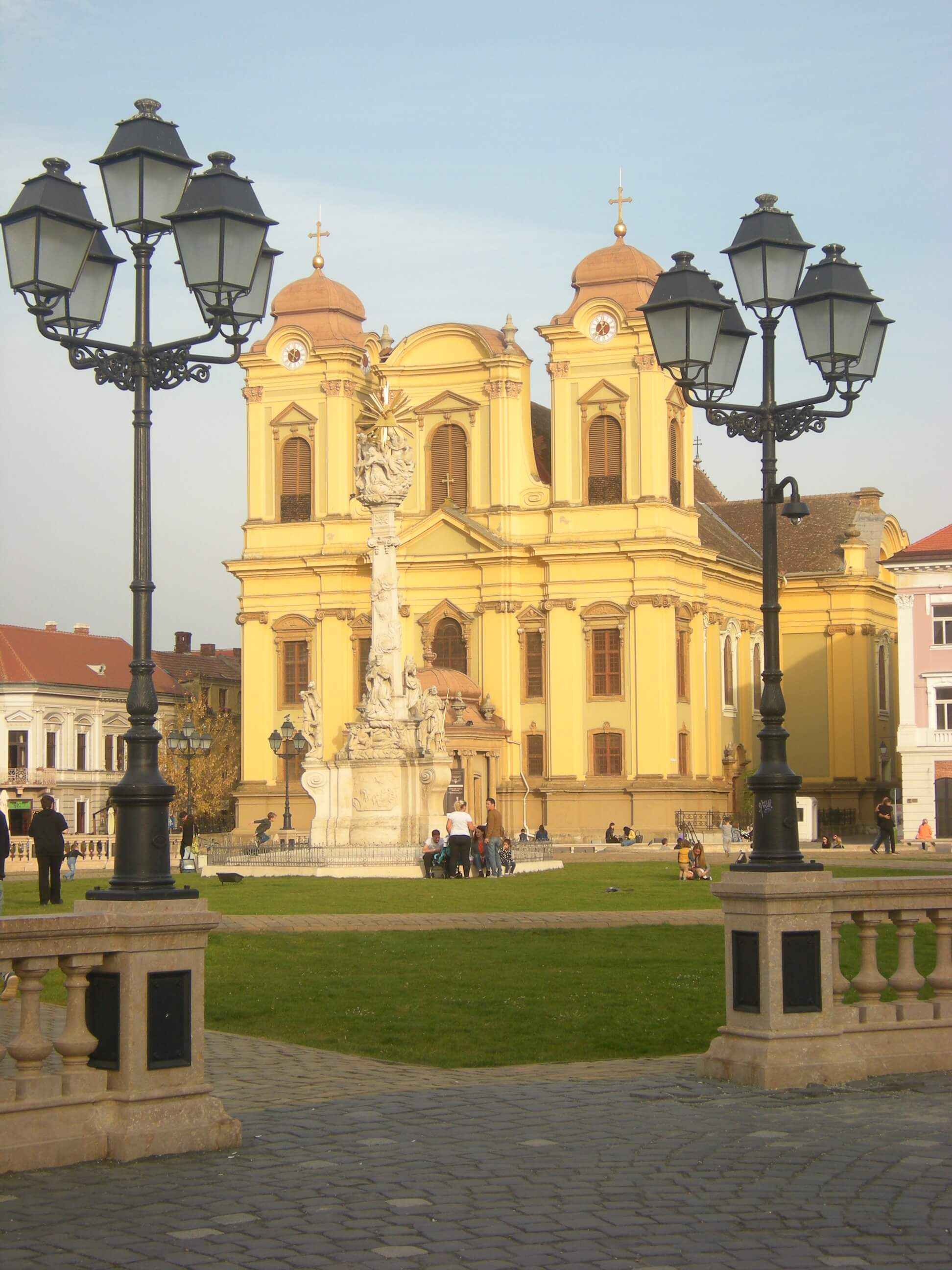 Rimokatolicka katedrala, Temisvar