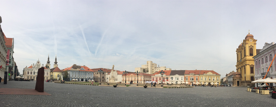 Temišvar, Rumunija