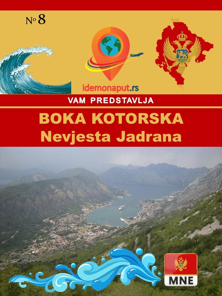 brošura Boka Kotorska