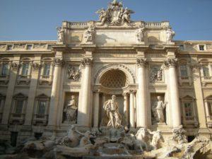 fontana, di, trevi1