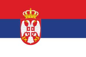 zastava, srbija