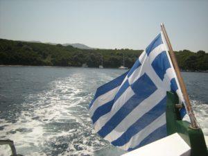 grcka, zastava, put2
