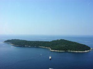 ostrvo, lokrum