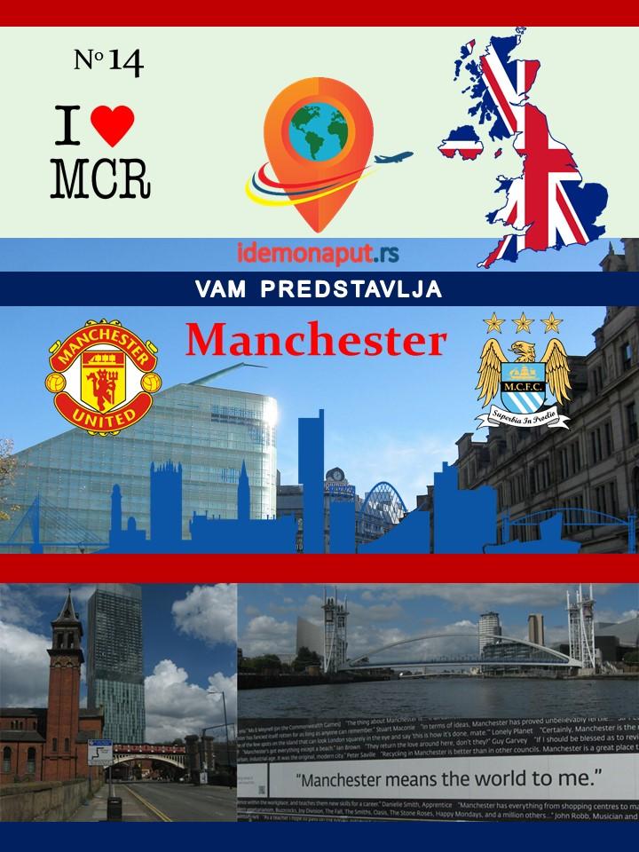 brošura Mančester