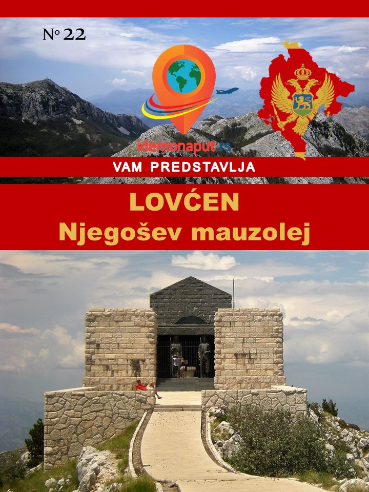 brošura Lovcen