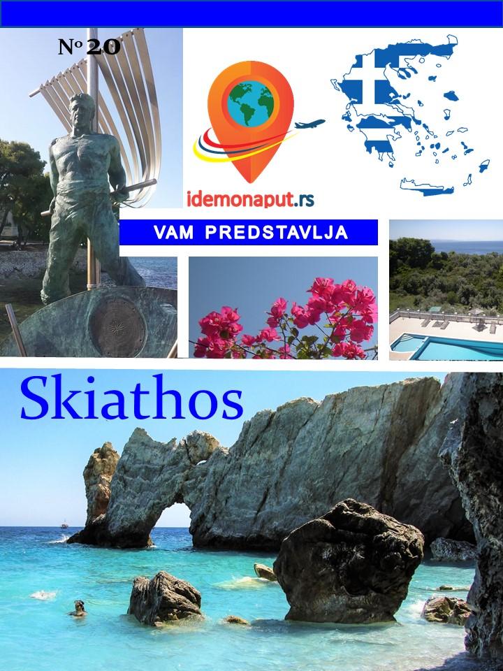 brošura Skijatos
