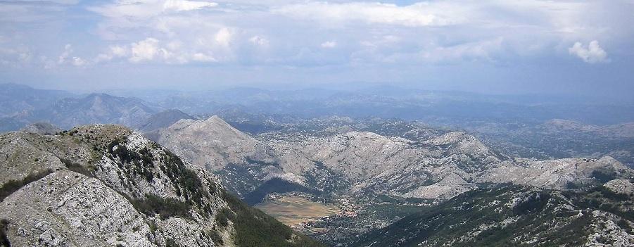 Lovćen, Crna Gora
