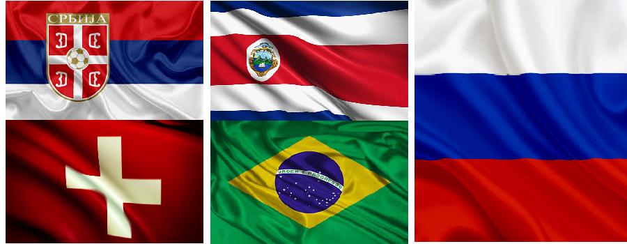 zastave, fudbal