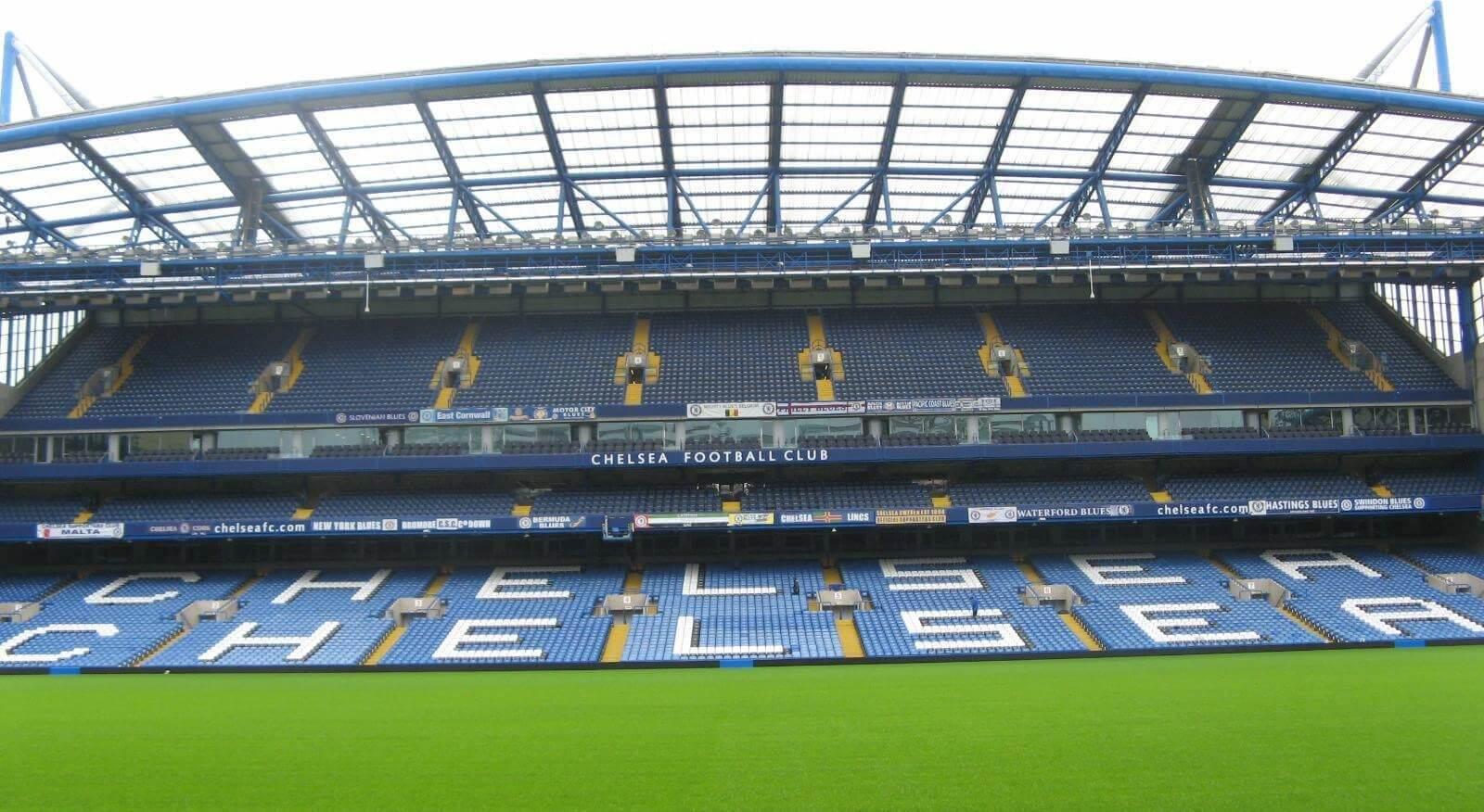 "Stadion ""Stamford Bridge"" – Chelsea"
