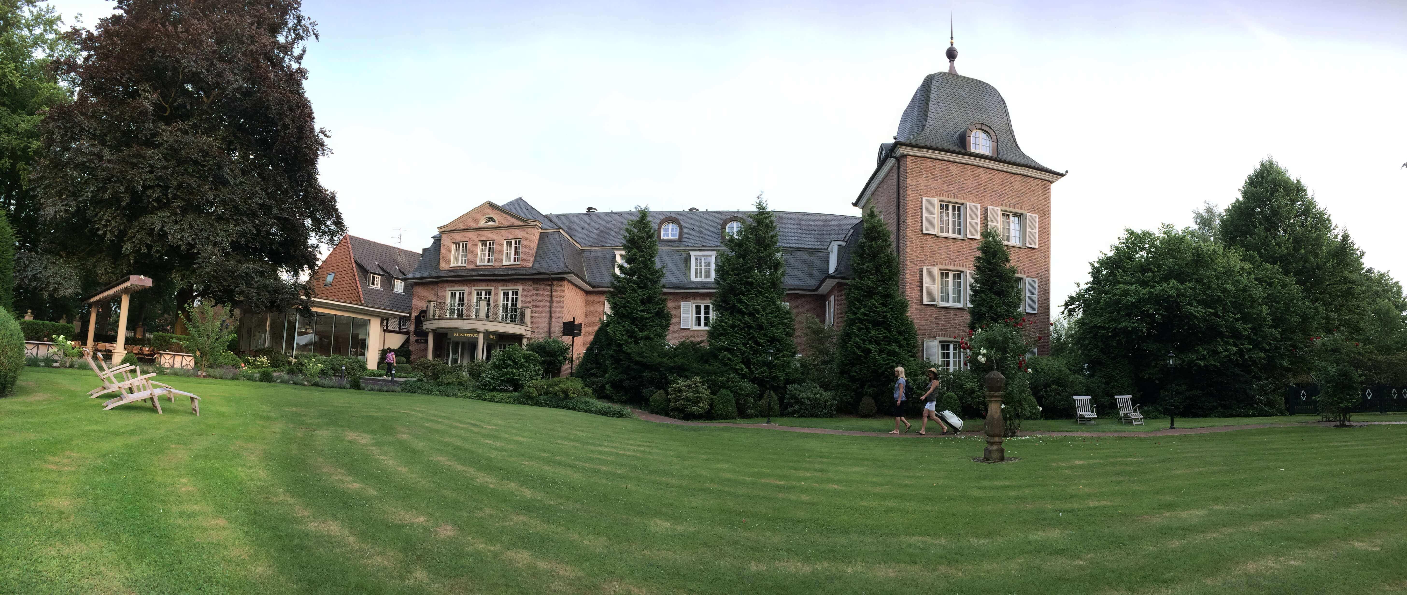 Klosterpforte, Nemačka