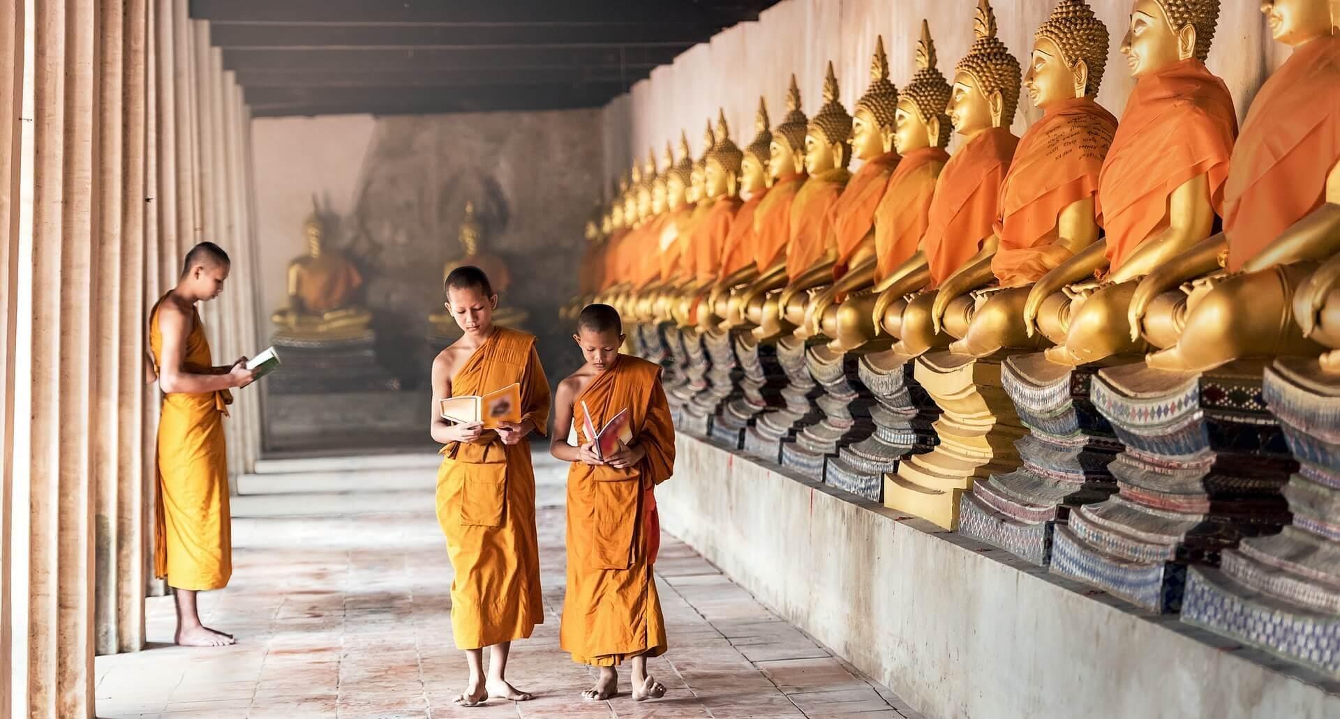 Tajland – Grad Andjela -Ayautthaya