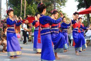 tajland, ples
