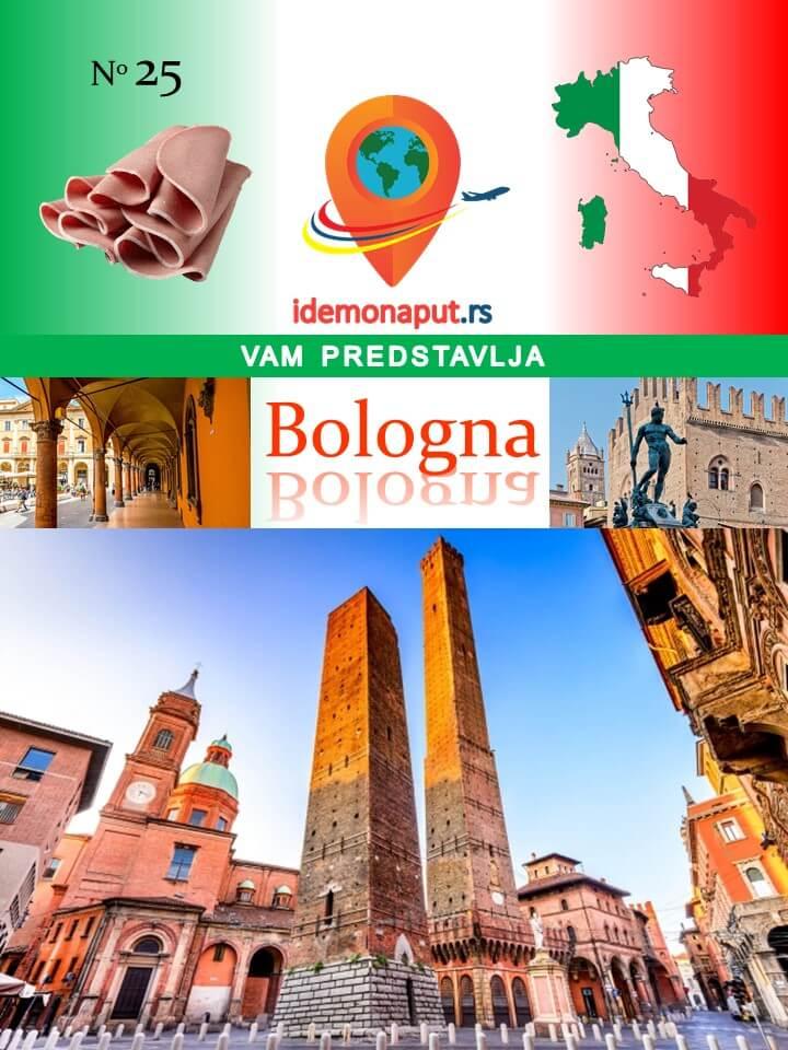 brošura Bolonja