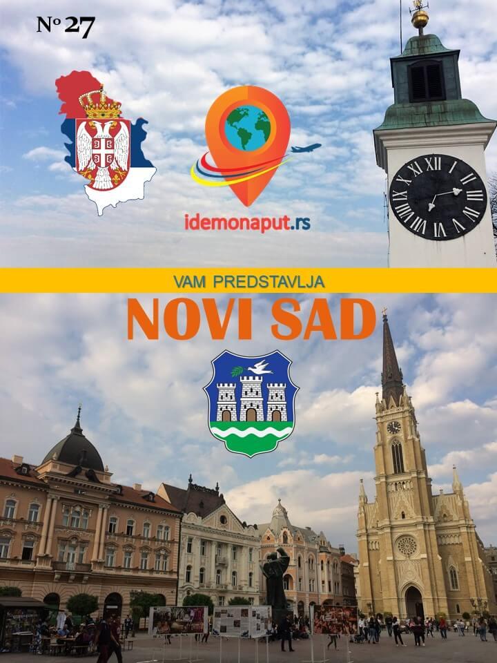brošura Novi Sad
