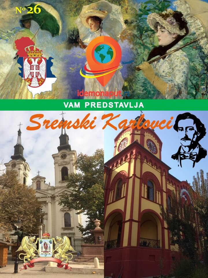brošura Sremski Karlovci