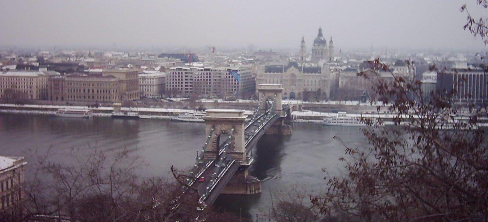 Budimpešta, Madjarska