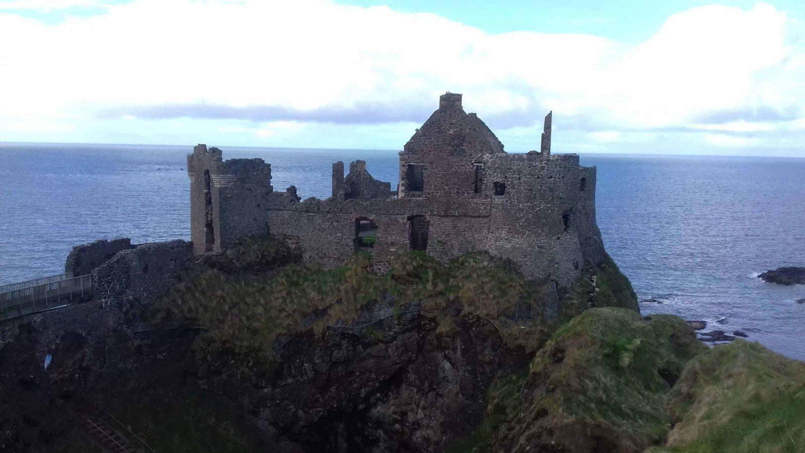 Prolaz divova i dvorac Dunluce
