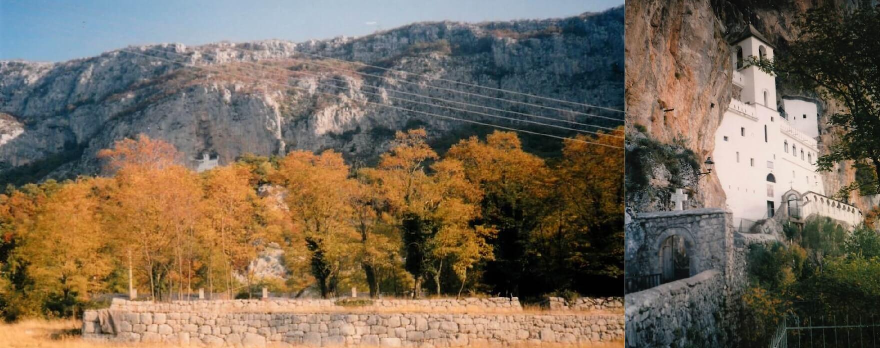 Ostrog, Crna Gora