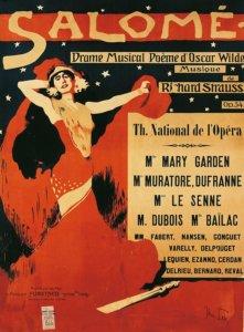 opera, salome, strauss