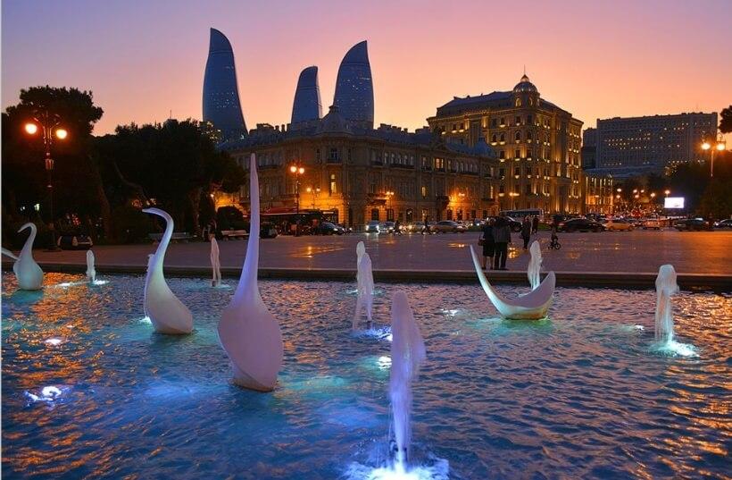 A-Z IDEMO NA PUT OKO SVETA – Država br. 11: Azerbejdžan (Azerbaijan)