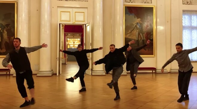 Novi iPhone snimak Vas vodi na petosatnu turu kroz Hermitage Muzej u St Petersburgu