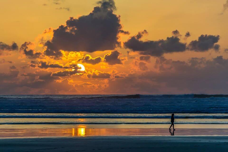 Kada nebo promeni boju, a pejzaži dobiju drugu dimenziju – Zalazak Sunca