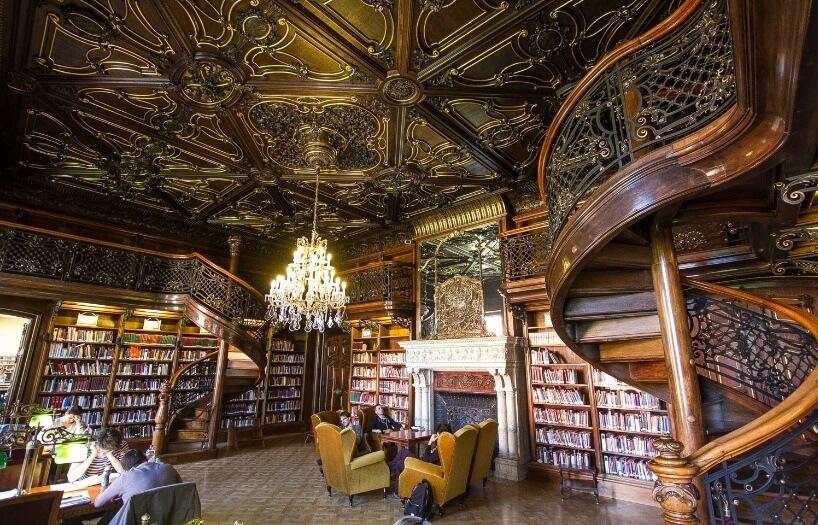 20 najlepših biblioteka na svetu