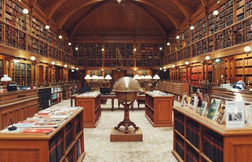 Sjajno mesto za čitanje u Parizu