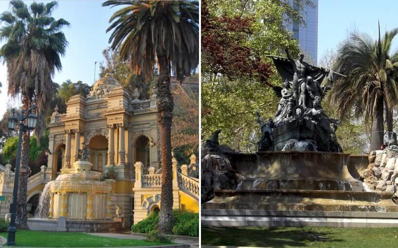 Fontane u Santiagu