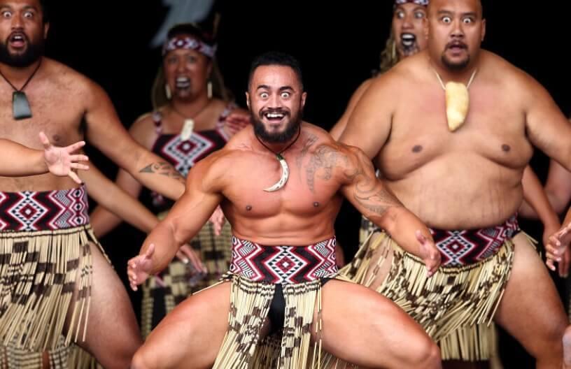 Ritualni ples na Novom Zelandu