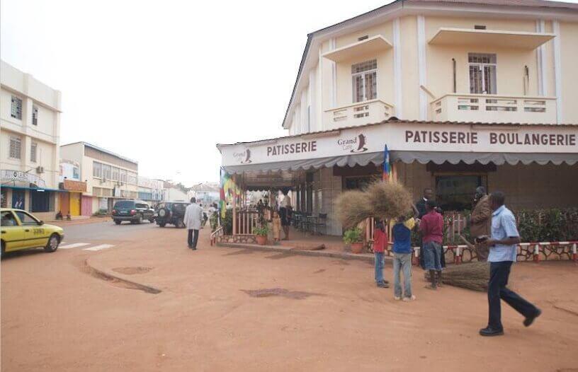 Na ulicama glavnog grada Centralnoafričke Republike