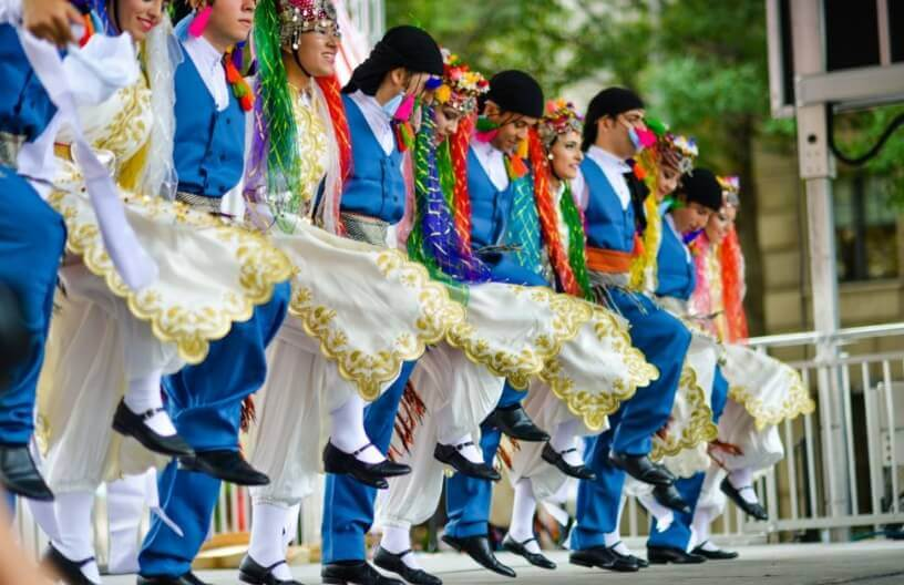 Tradicionalni folklorni ples u Turskoj