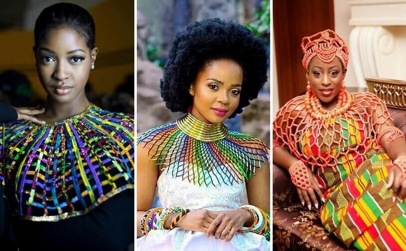 Nakit kod afričkih dama