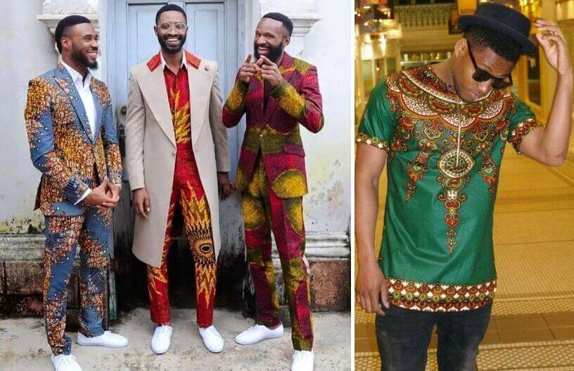 Modni stil Afrike