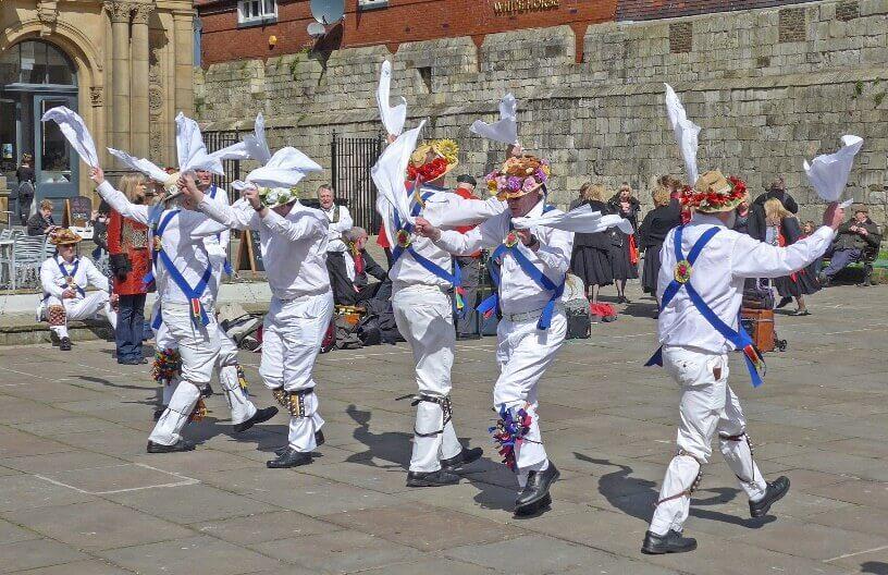 Britanski Morris dance
