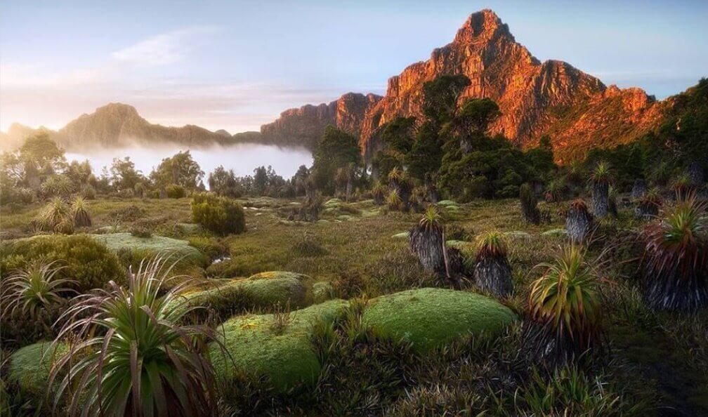 La Isla Bonita: Tasmanija