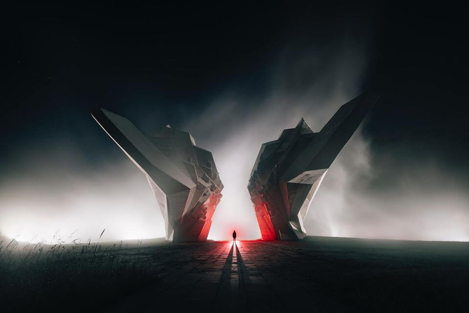 Ex-Yugoslav monuments through the lens of Chinese photographer Xiao Yang