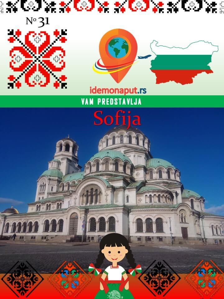 brošura Sofija