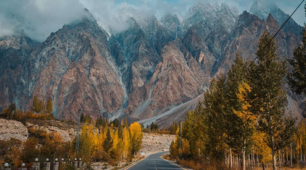 Magistrala Karakoram, Put Prijateljstva Kine i Pakistana