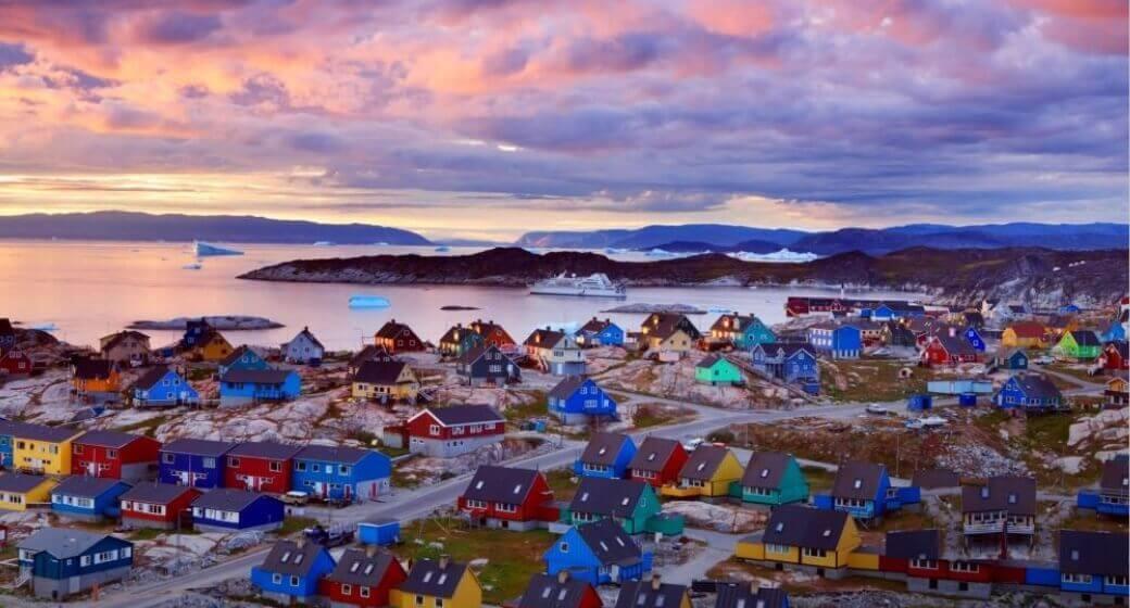 La Isla Bonita: Grenland