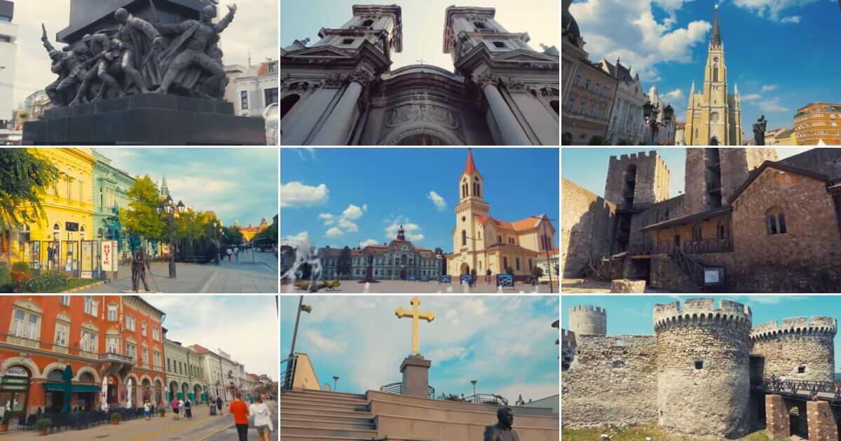 Rohan Katwe na putu kroz Srbiju