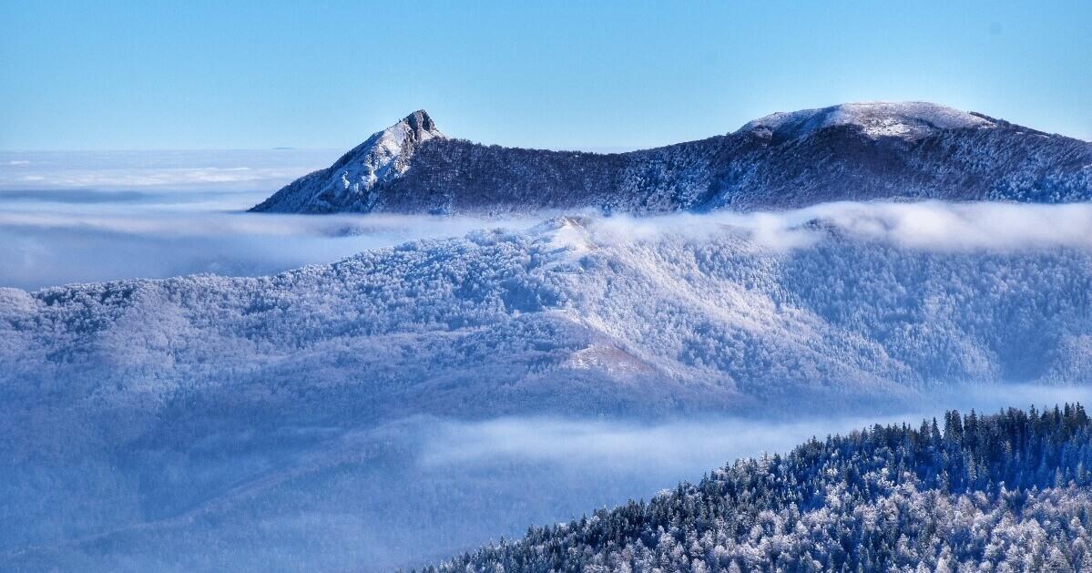 Snežni vrhovi Bosne