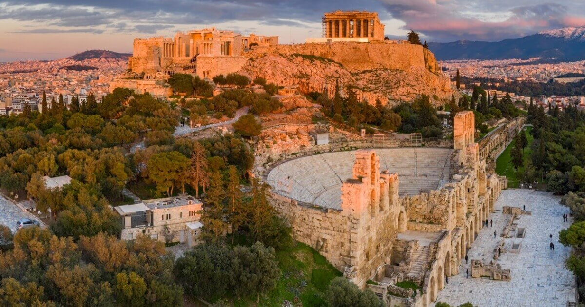 A-Z IDEMO NA PUT OKO SVETA – Država br. 67: Grčka (Greece)