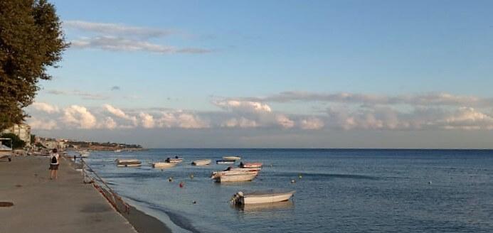 Kumburgaz, Mramorno more