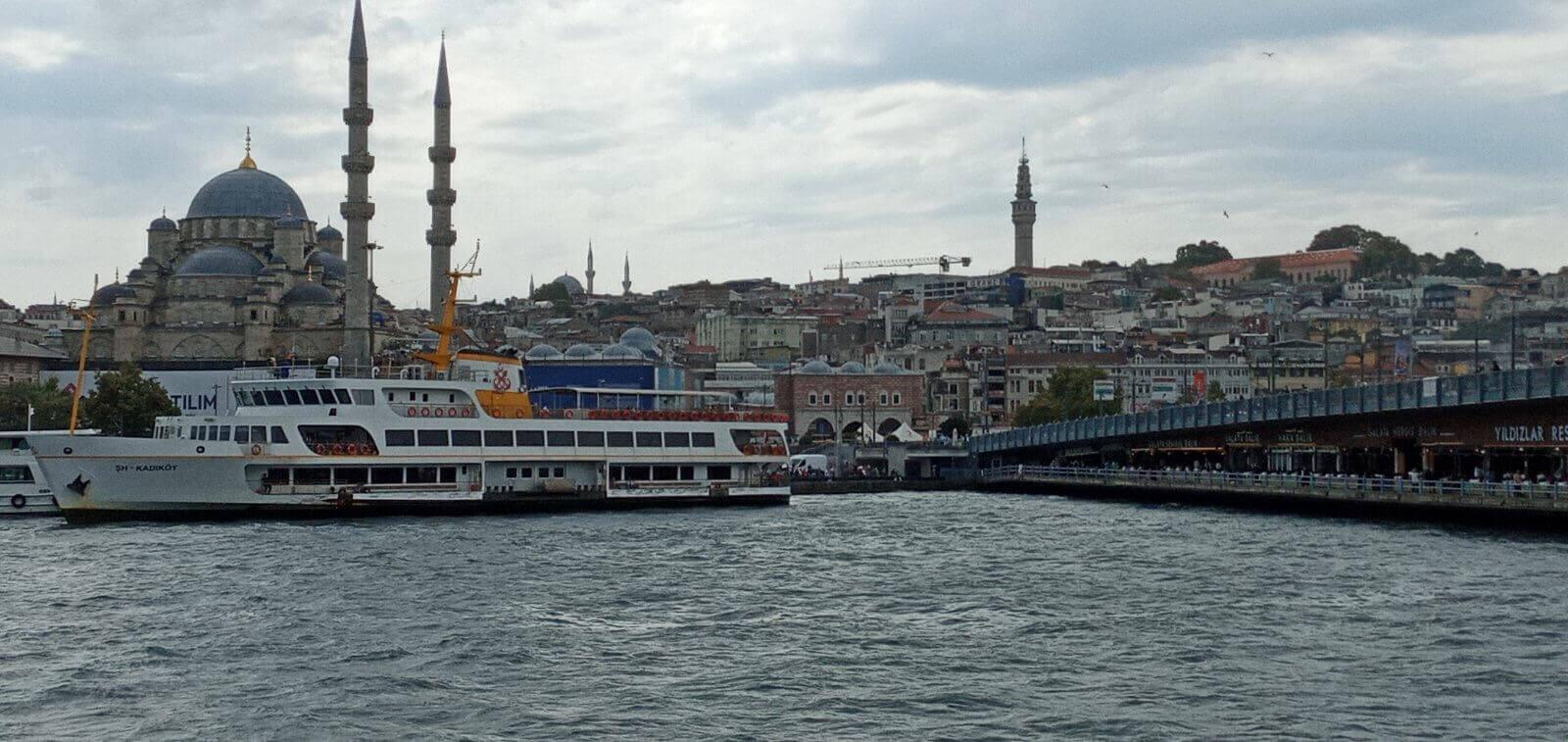 Kockica u mozaiku Istanbula